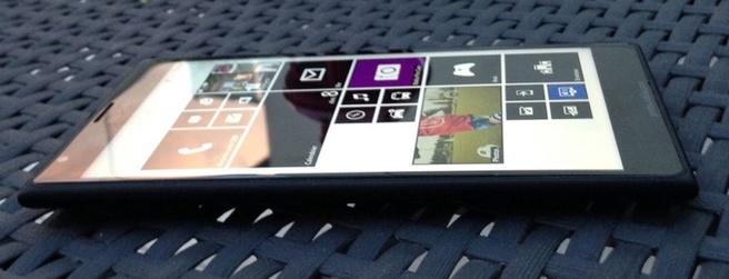 Gelekte foto Nokia Lumia 1520