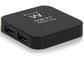 Goedkoopste Ewent EW1134 4-Poorts USB 3.1 Gen1 (USB 3.0) Hub