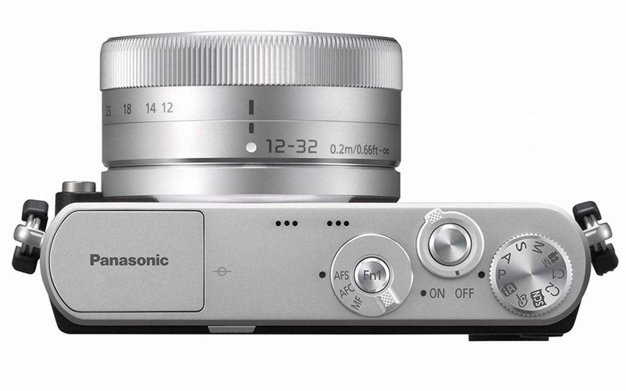 Panasonic DMC-GM1