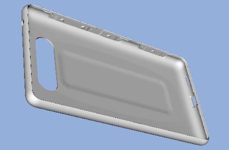 Nokia 3d-printbestand voor 820-cover