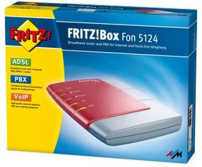 AVM FRITZ!Box FON 5124 Annex A