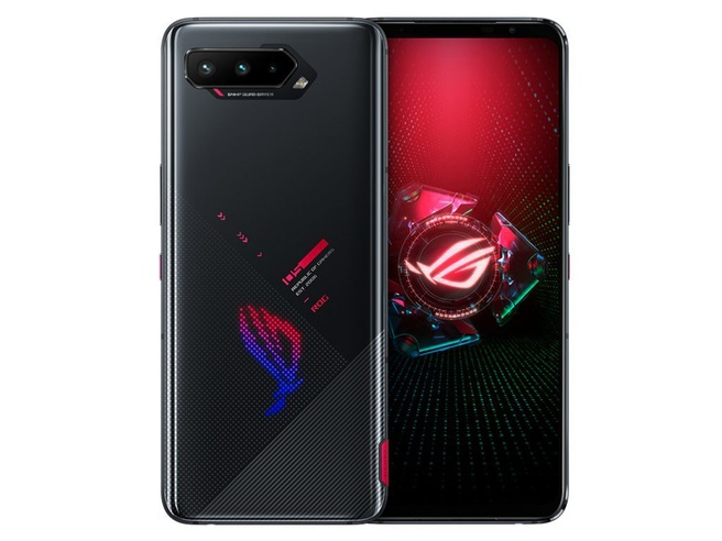 ASUS ROG Phone 5 via DxOMark