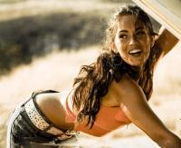 Megan Fox speelt April O'Neill in de Turtles-film van 2014, die niets met deze game te maken heeft
