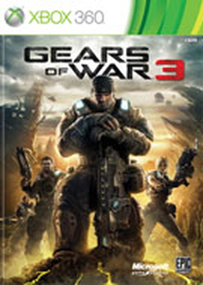 Box Gears of War 3