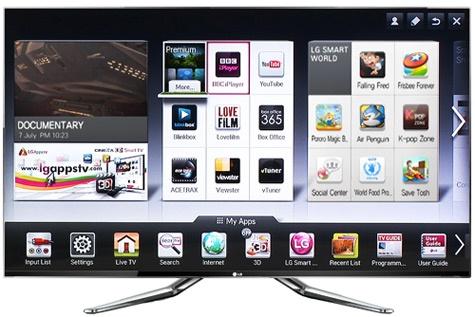 LG LM960 app betaalplatform