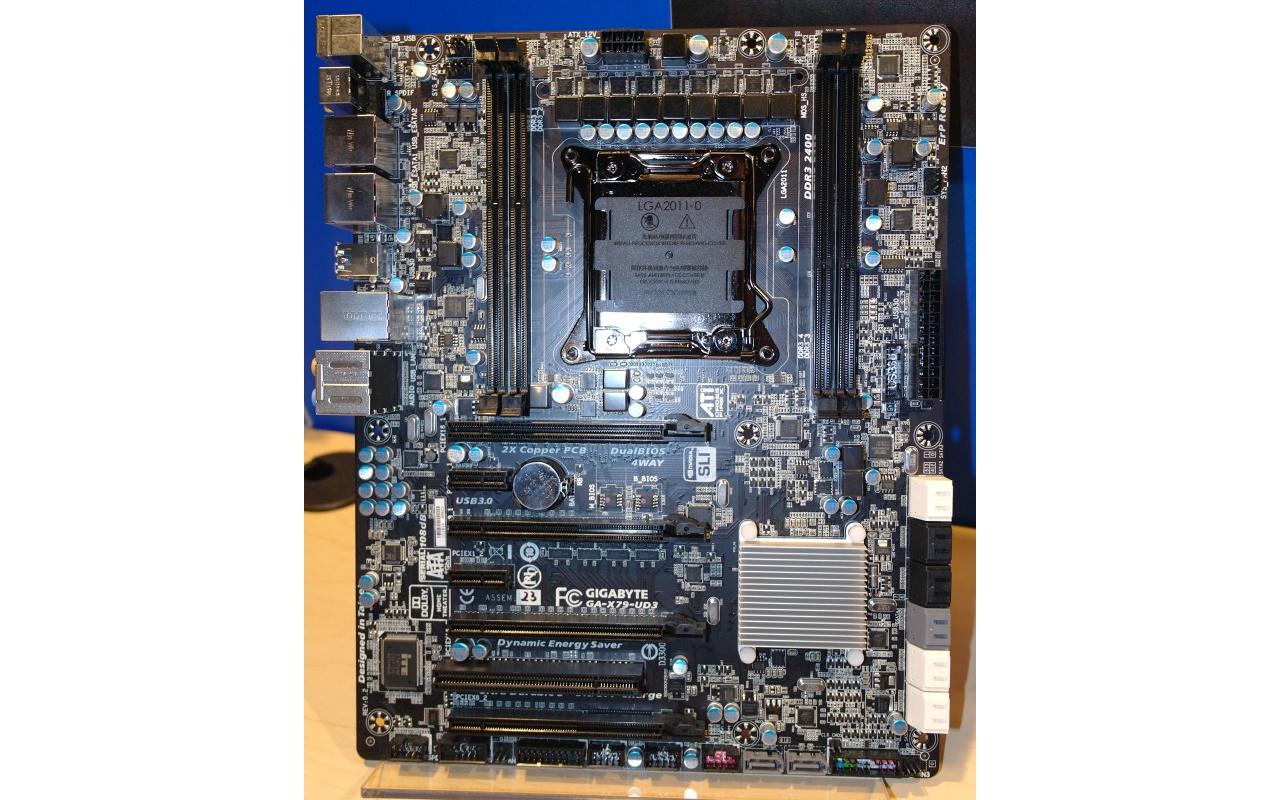 Gigabyte GA-X79-UD3