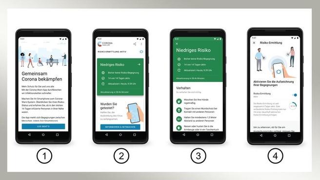 Duitse Overheid Brengt Deze Week Haar Corona App Uit Tablets En Telefoons Nieuws Tweakers