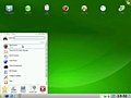 openSuse 11 - KDE4 desktop