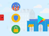 Google Play Store illustratie