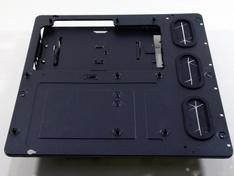 Thermaltake Core X9 achterplaat top