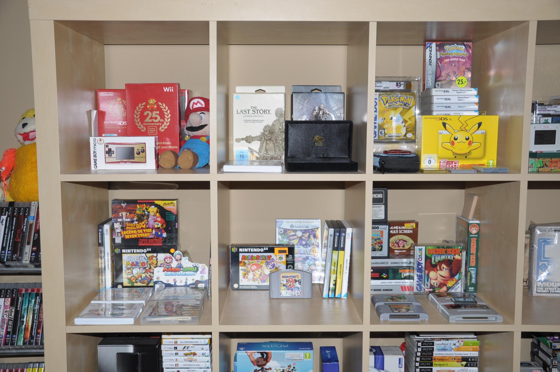 Post je gameroom!   deel 3   hardware & spielerij algemeen   got
