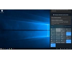 Windows 10 Spring Creators Update Fluent