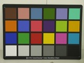 Panasonic Lumix GF2 X-Rite ColorChecker