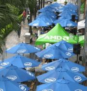 AMd en Intel terras