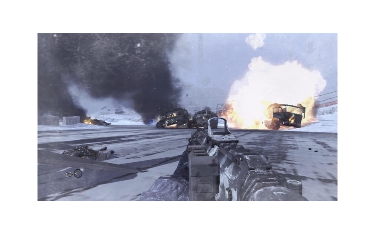 Call of Duty Modern Warfare 2, Xbox 360