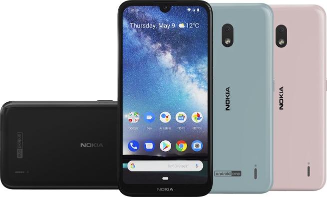 Nokia 2.2-smartphone