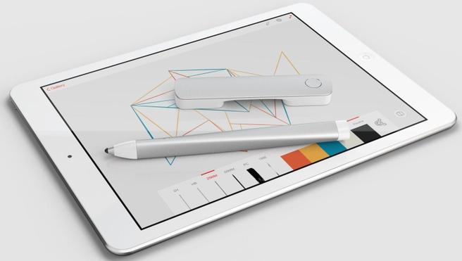 Adobe Ink en Slide voor iPad