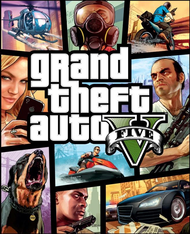 Grand Theft Auto V, PS3