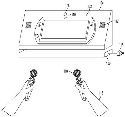 PSP-dock voor PS Move