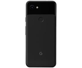 Google Pixel 3a Zwart