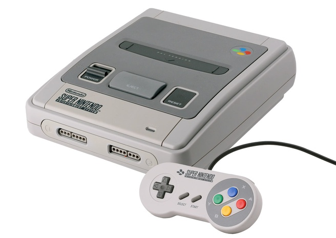 SNES - Foto: JCD1981NL, Creative Commons