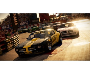 Grid Reboot Codemasters