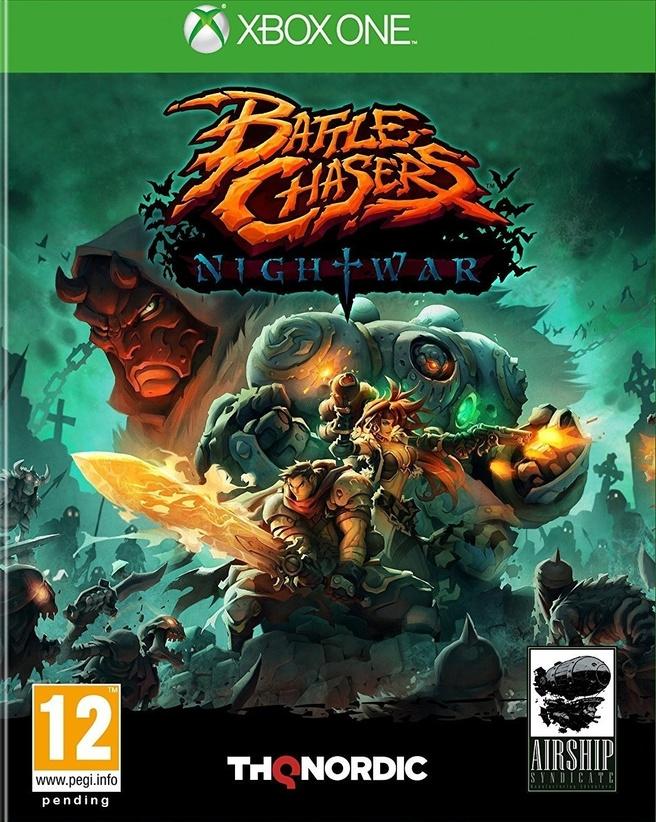 Battle Chasers: Nightwar, Xbox One (Windows)