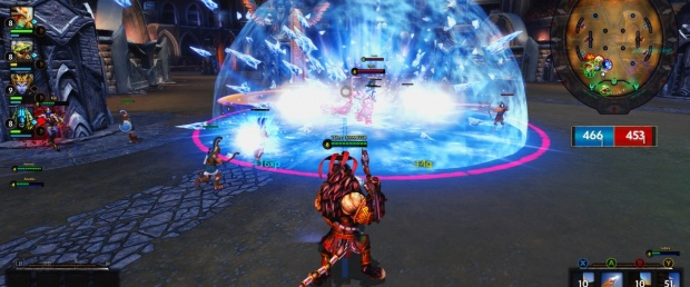 Smite Xbox One screenshot