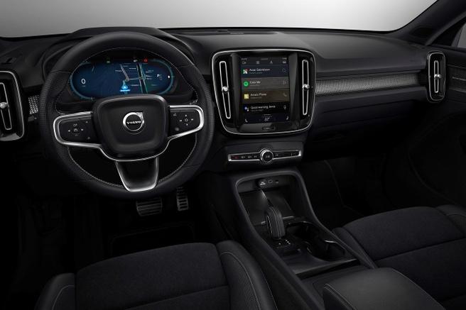 Volvo Android Automotive