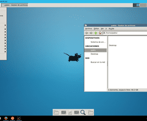 Windows Subsystem for Linux met Unity en Xrce-desktop