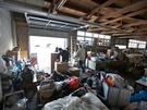 Kleding sorteren Haïti