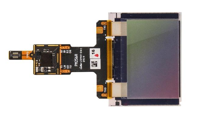 Qualcomm 3D Sonic Max-module