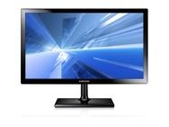 Samsung Series 3 Samsung T27C350EW Zwart Zwart