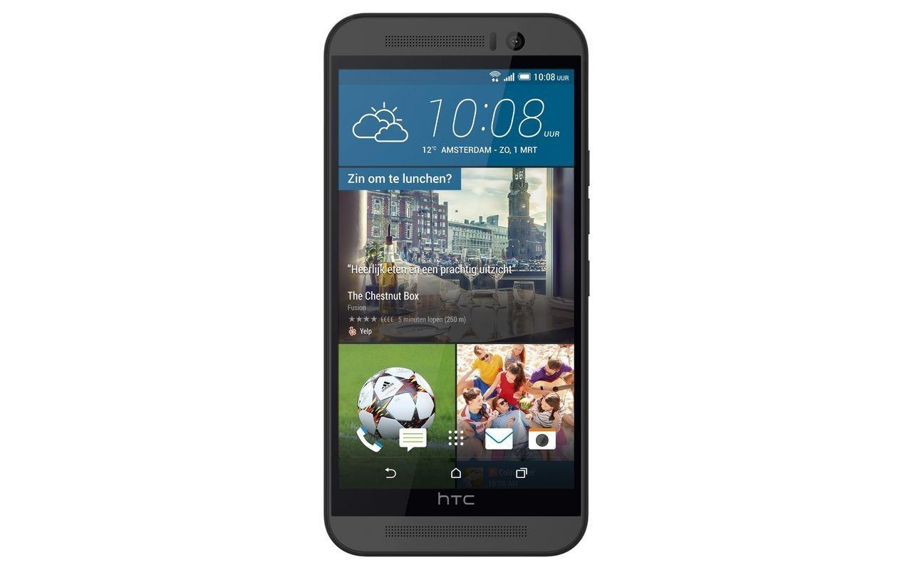 HTC One M9 Prime Camera Edition Zwart