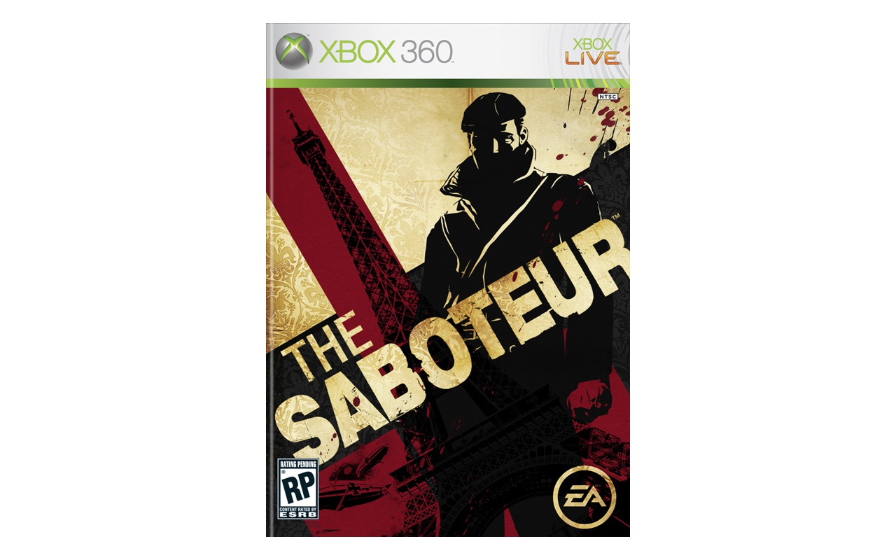 The Saboteur, Xbox 360