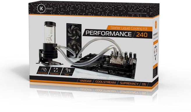 EK Water Blocks EK-KIT P240