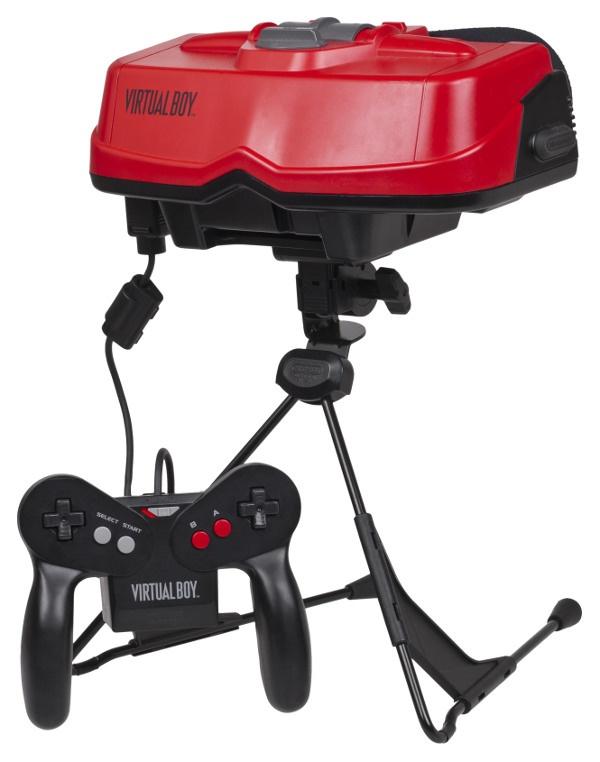 Nintendo Virtual Boy 1995