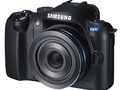 Samsung NX-cameraconcept