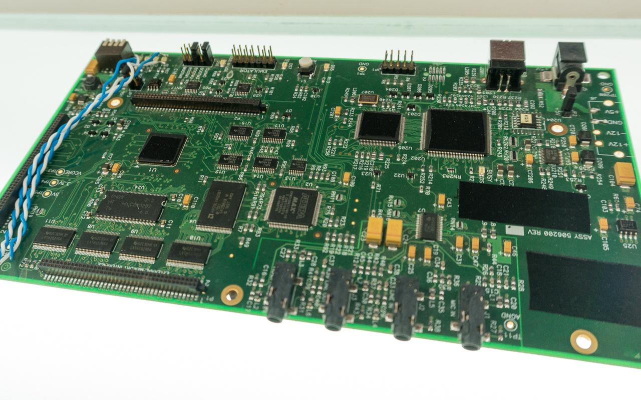 Noctua Computex: oud anc-pcb