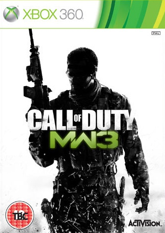 Packshot voor Call of Duty: Modern Warfare 3