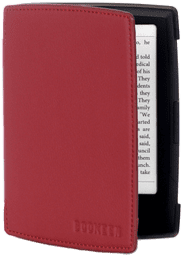 Bookeen Cover Cybook Odyssey - Rood