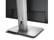 Dell Ultrasharp U2515H Zilver, Zwart