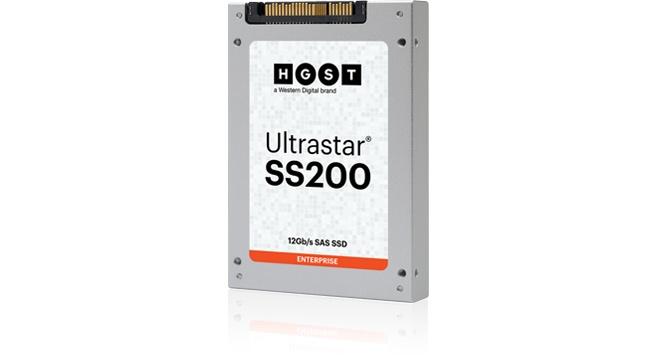 HGST Ultrastar SS200