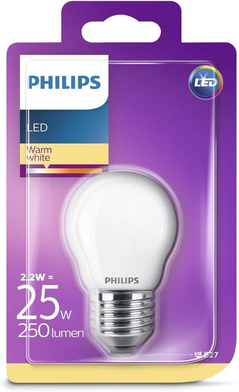 Philips-blisterverpakking
