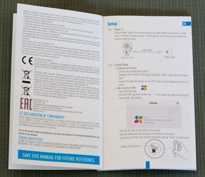 EZVIZ Mini O - Mappy - Userreviews - Tweakers