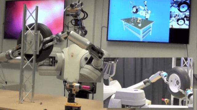 Darpa robothand
