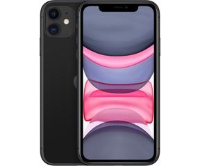 Apple iPhone 11 64GB Zwart