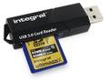 Goedkoopste Integral SD/MicroSD Card Reader