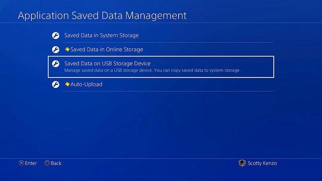 Sony PlayStation 4 externe hdd