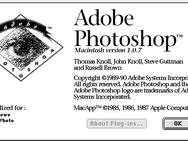 Photoshop 1.0